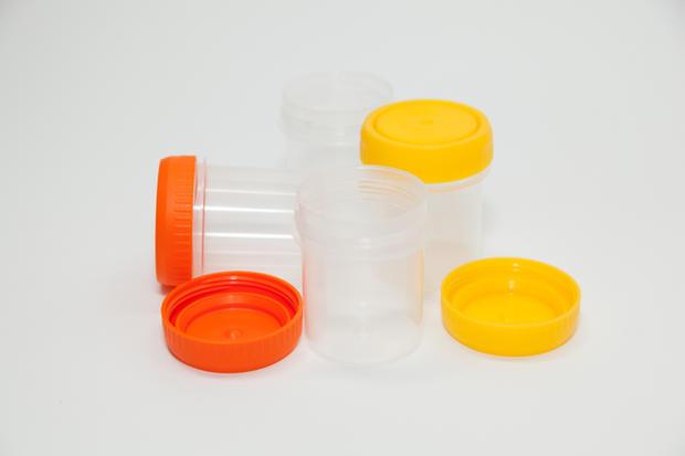 Sample Pots and Lids