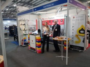 Amey Plastics attend the Southern Manufacturing Show!