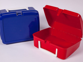 Plastic Lunchbox Hits the Big Time