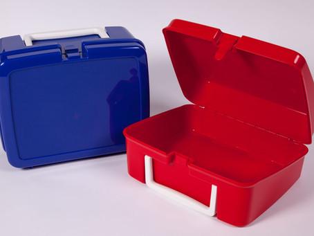 Plastic Lunchbox Hits the Big Time
