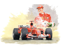 Schumacher 2004