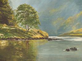 River Wye at Symonds Yat