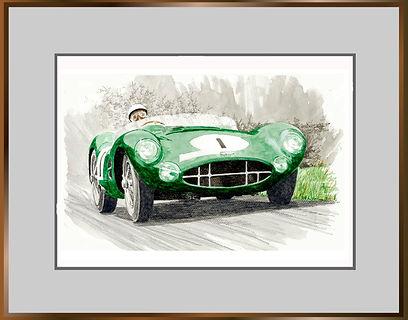 Moss Aston Martin DBR1