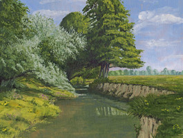 River Arrow Pembridge