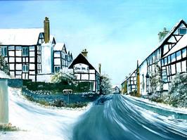Pembridge in Winter