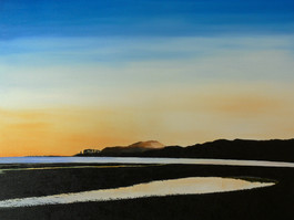 Nelson Sunrise - New Zealand
