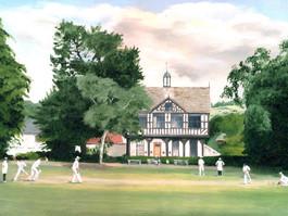 Cricket on the Grange