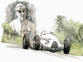 Nuvolari Auto Union Swiss GP 1939