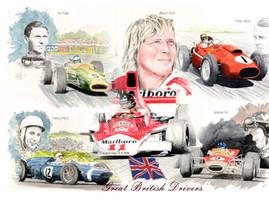 Great British Drivers