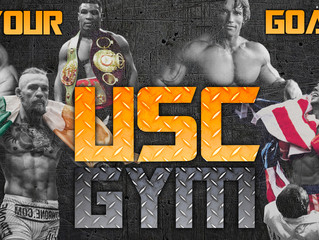 Help us make USC GYM the best gym in Formby & Liverpool