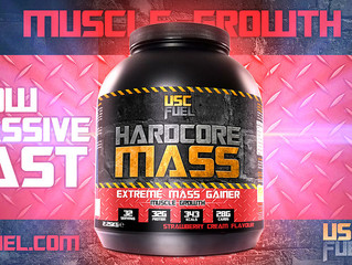 What is USC FUEL Hardcore Mass gainer