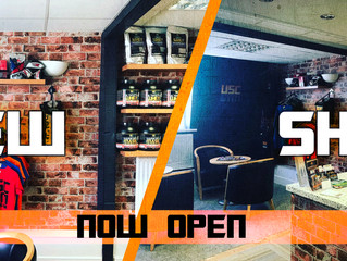 USC GYM the best gym in Formby now has the BEST FITNESS SHOP in Formby!!!