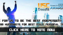Voting for USC CrossFit and Rob Humphreys
