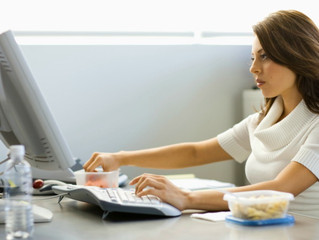 Lose Weight Sitting at Your Desk