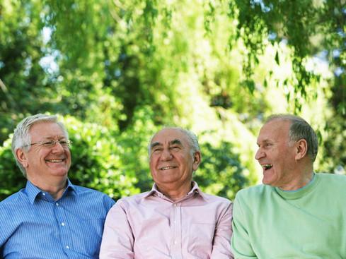 Live Life Seniors Week   April 2021