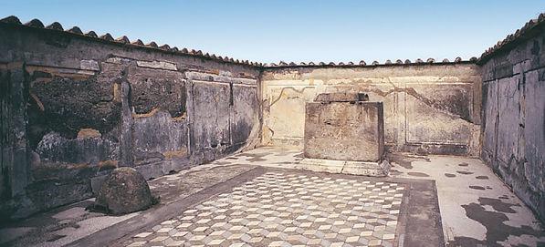 inner sanctuary of the Temple of Apollo