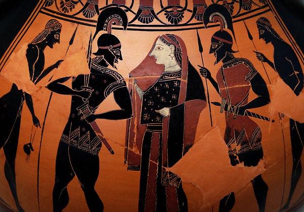 Attic_Black-Figure_Amphora,_ca._550_BC._