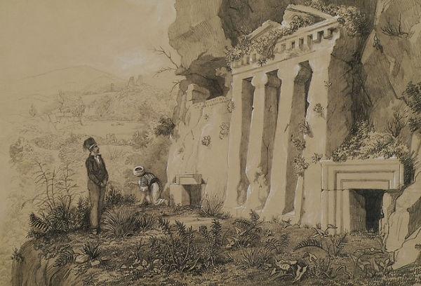 bellerophontes tomb Tlos