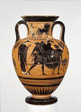 Storage Jar with Aeneas and Anchises Gre