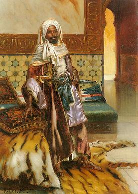 The Arab Prince  Rudolf Ernst.jpg