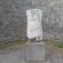Statue of the Emperor