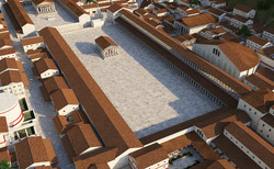 Agora reconstruction Ephesus