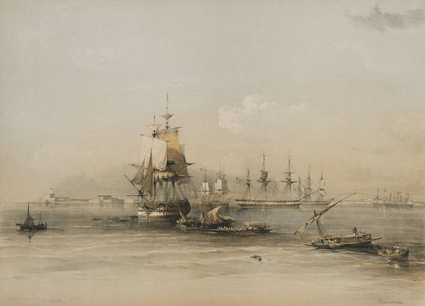 1848 Egypt and Nubia, Volume III; Alexan