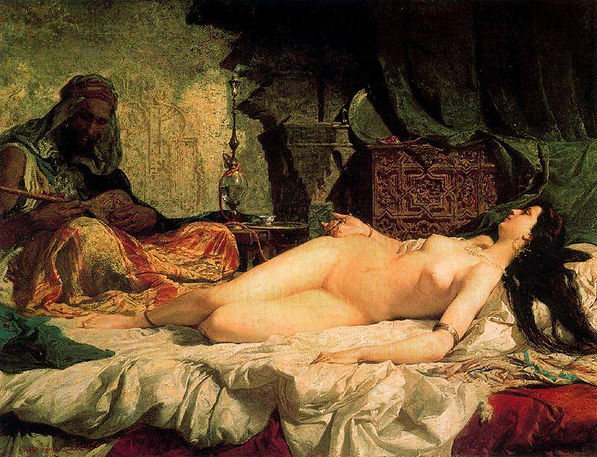 Odalisque by Mariano Fortuny.JPG