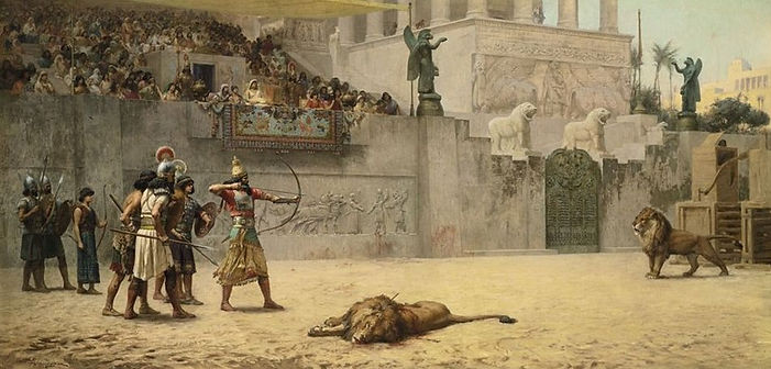 persian-king-cyrus-the-great-painting-by-f-a-Bridgman