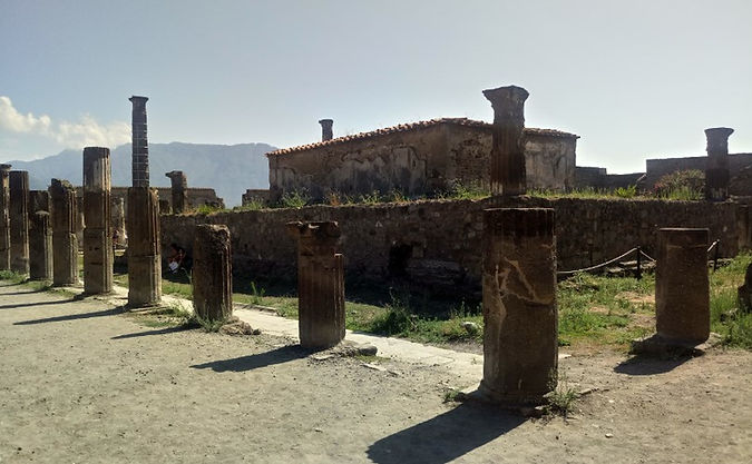 Pompei ancient city