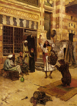 An Afternoon Show Rudolf Ernst.jpg