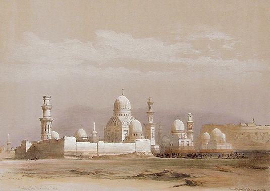 1849 Egypt and Nubia, Volume III; Tombs