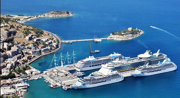 kuşadası cruise port
