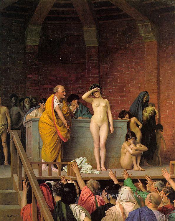 Slave-Auction-Greek-Arabian-Orientalis