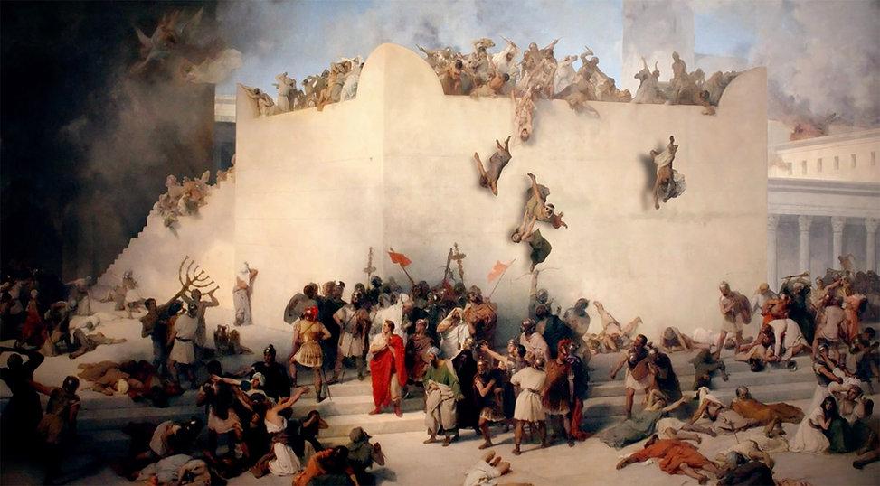 The-Roman-Destruction-and-Rebuilding-of-
