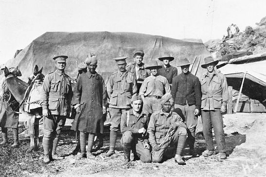 Australian-and-Indian-troops-together