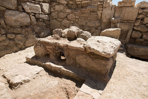 The well-preserved, late-Roman cooking s