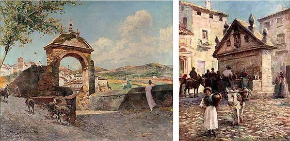 Paintings about Ronda.jpg