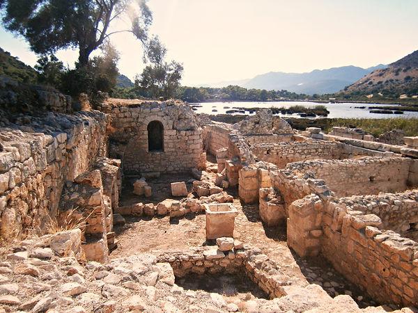 Andriake ancient city/Demre