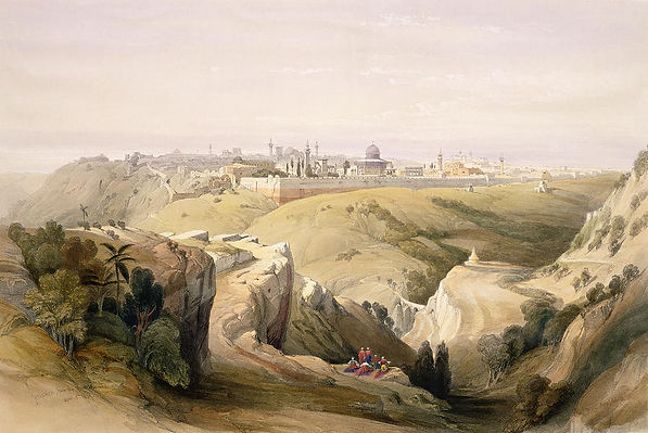 Jerusalem From The Mount Of Olives.jpg