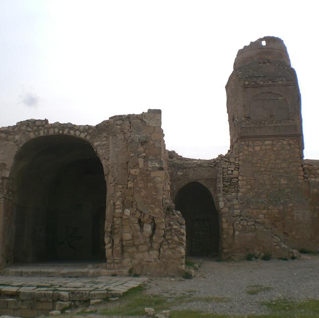 Hasankeyf Fortress levelr