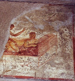 erotic art, wall painting in Pompei.jpg