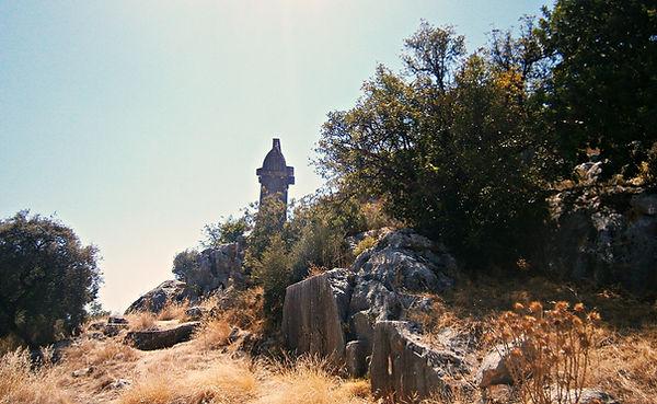 Soura ancient city Turkey