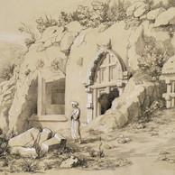 xantus, Asia Minor rock cut tombs
