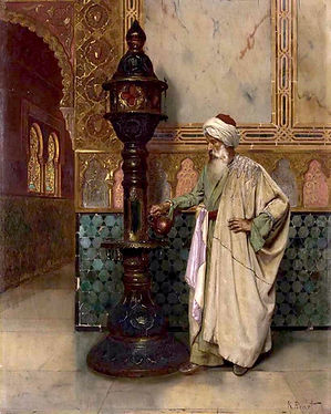 An-Arab-Elder-in-a-Palace-Rudolf-Ernst-O