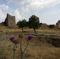 Pergamon Fortress walls