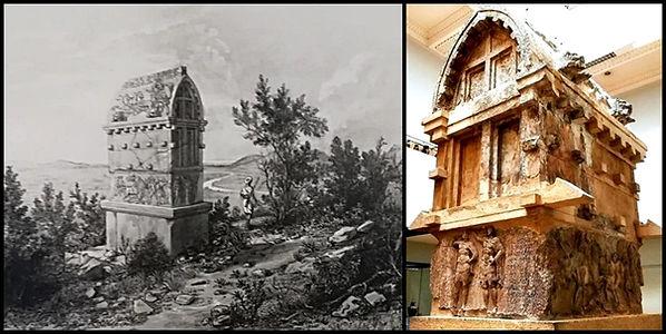 Payava monument Xantus-Asia Minor