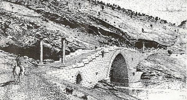Septimus severus-cendere köprüsü esk llstrasyon