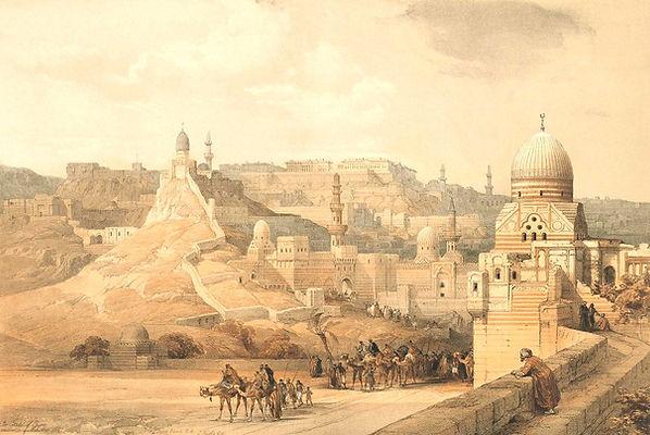 1849_Egypt_and_Nubia,_Volume_III;_The_Ci