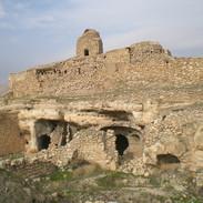 Hasankeyf kale içinden görüntüler